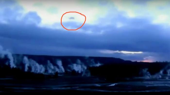 Berita Penampakan UFO Di Amerika Serikat