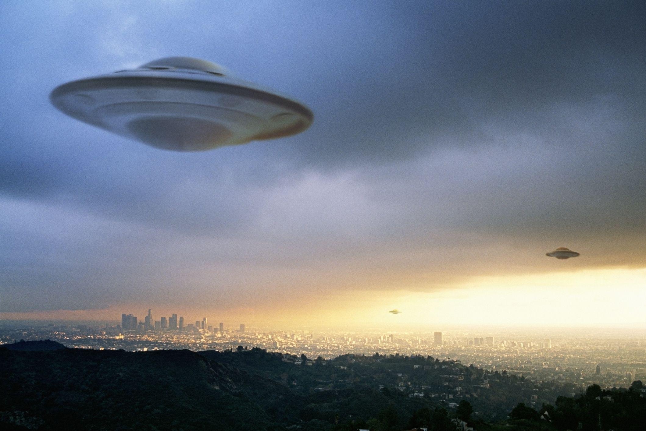 Istilah Benda Terbang Aneh Yang Sering Disebut UFO