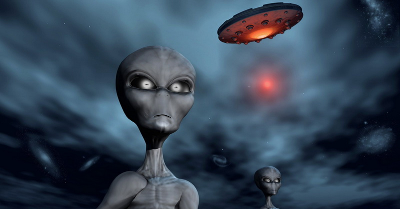 Bukti Keberadaan Alien Dan UFO