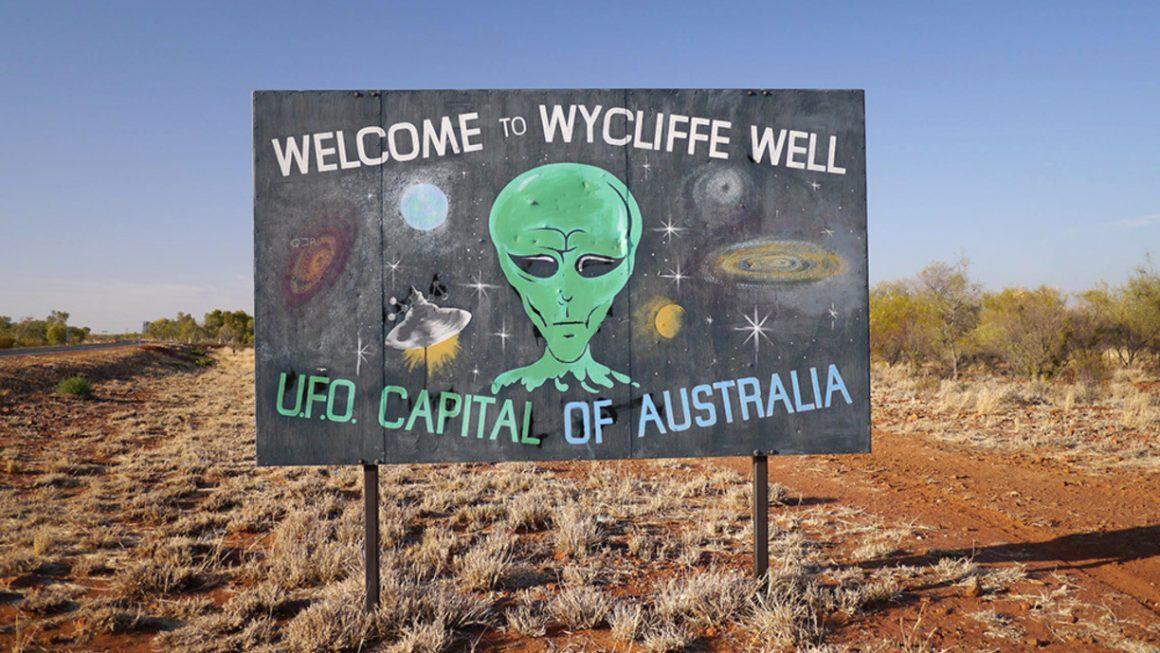 Percaya atau Tidak, Ini Tiga Tempat yang Pernah Dikunjungi UFO